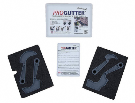 PROGUTTER Box Set of 4 Attachments